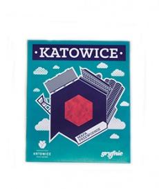 Mapa Katowic