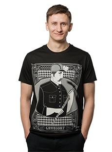 Koszulka Grubiorz Roboczy