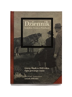 Ksionżka Dziennik księdza Franza Pawlara