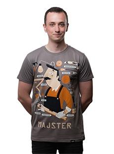 Koszulka Majster