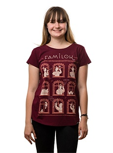 Koszulka Familok