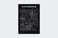 Plakat Katowice