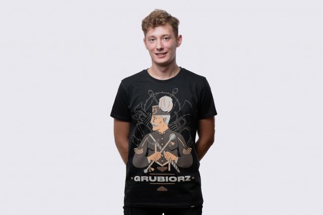 Koszulka Grubiorz Galowy
