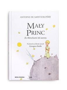 Ksionżka Mały Princ