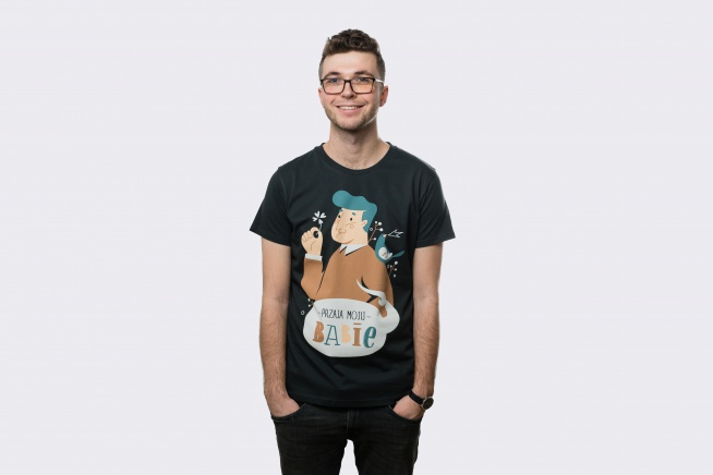 koszulka Przaja moij babie