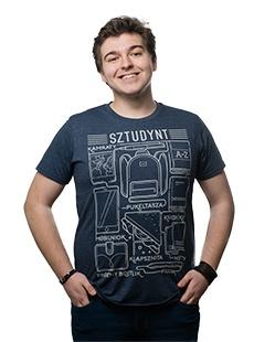 koszulka sztudent