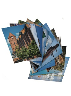 pocztówki ze ślonskim landszaftem