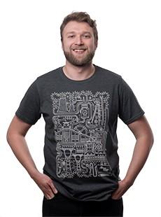 Koszulka Szlak Zabytków Techniki