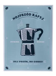 Plakat Kafyj