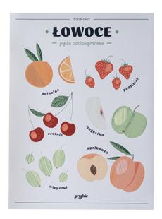 Plakat Łowoce