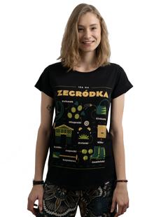 Koszulka Ida na zegródka