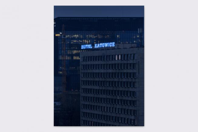 Plakat Hotel Katowice