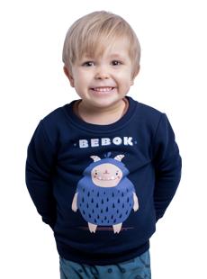 Bluza bajtlowo bebok