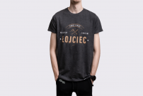 Koszulka Łojciec siwo