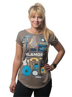 Koszulka Klamory