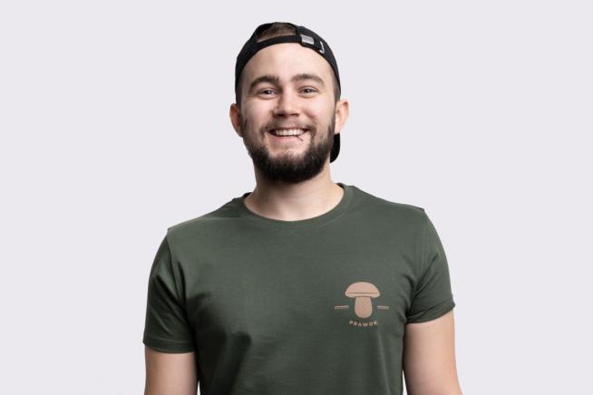 Koszulka Ida na grziby