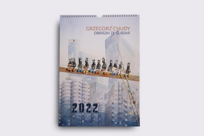 Kalyndorz na 2022 łod Grzegorza Chudego