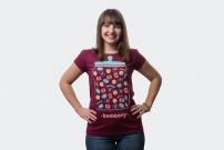 Koszulka Bombony