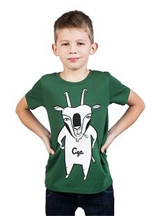 Koszulka Ciga zielono