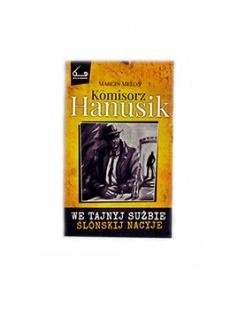 Ksiożka Komisorz Hanusik 2