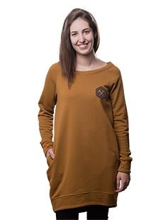Bluza z pyrlikiem i żelozkiem