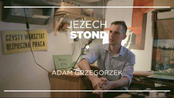 Jeżech stond #8 – Adam Grzegorzek
