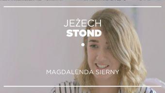 Jeżech stond #9 – Magdalena Sierny
