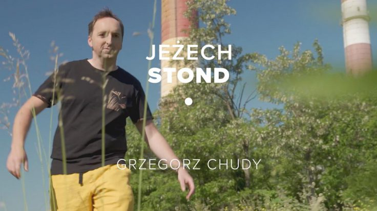 Jeżech stond #11 - Grzegorz Chudy
