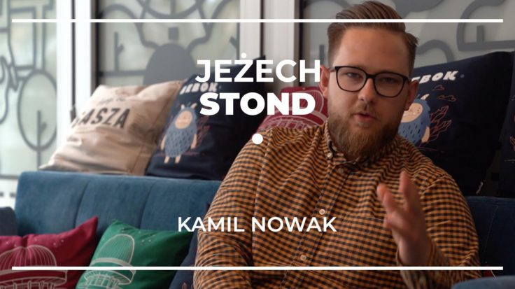 Jeżech stond #12 - Kamil Nowak